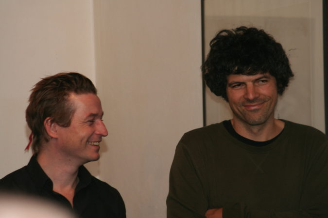 Arno Camenisch, Pascal Gamboni