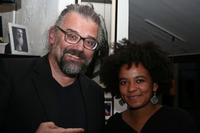 Michael Lösch, Fatima Moumouni