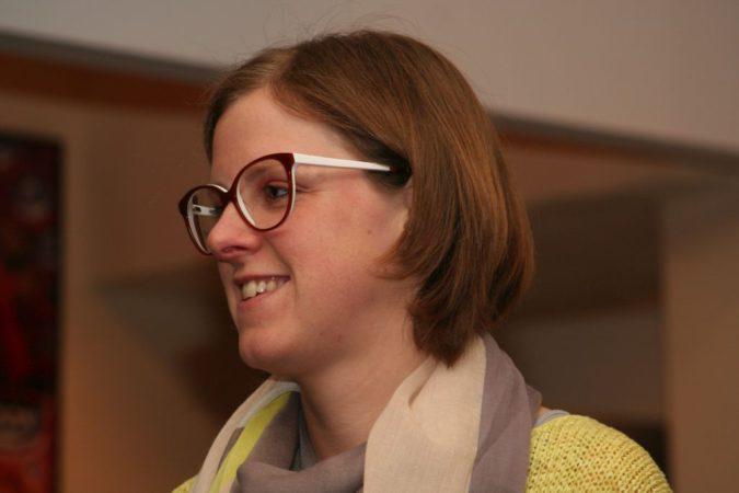 Eva Janovsky bei Gertraud Klemm: Aberland