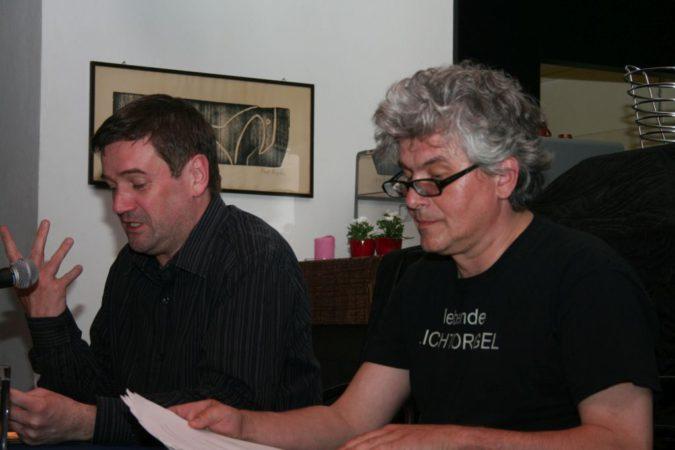 Markus Orths und Matthias Schamp