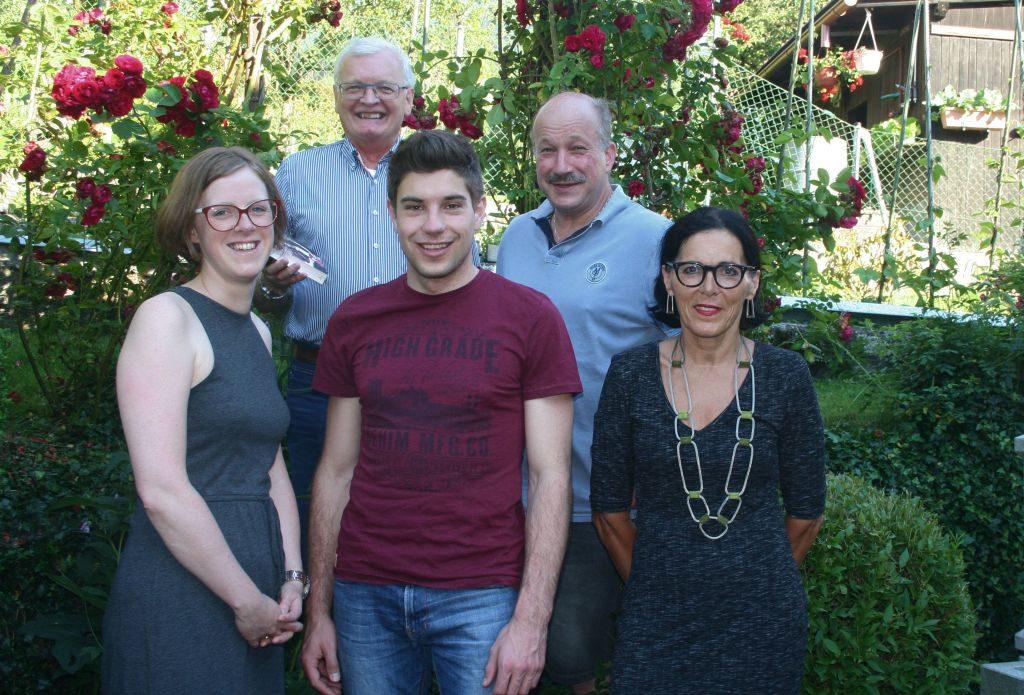 Team Literaturforum Schwaz
